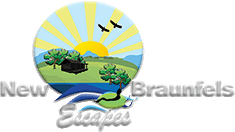 New Braunfels Escapes Logo